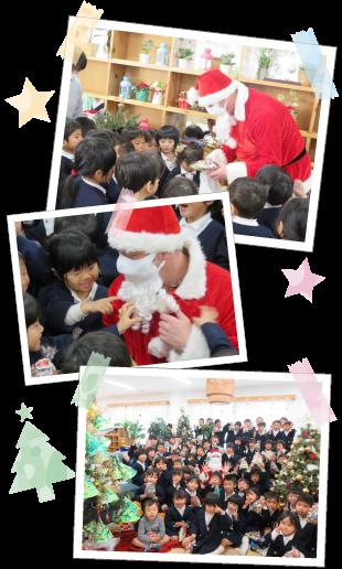 クリスマス会(英語教室)
