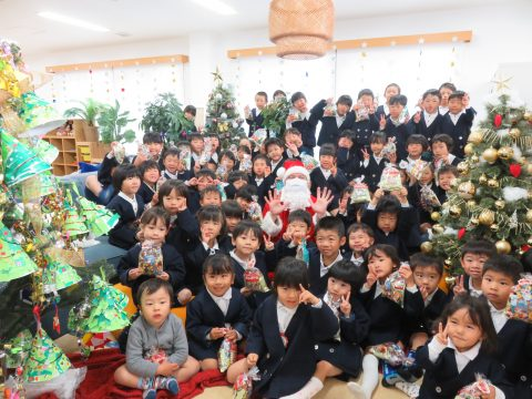 クリスマス会☆